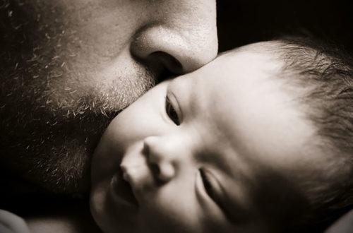 Um Pai amoroso e gentil